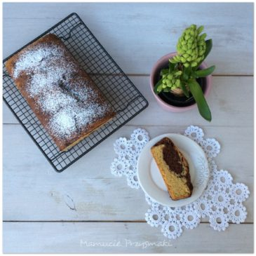 Ciasto czekoladowo-waniliowe