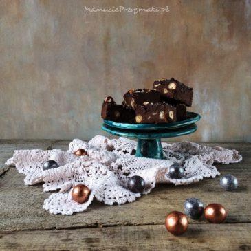 Bezglutenowe brownie z batatów