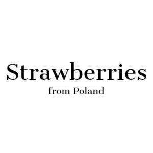 Anna Włodarczyk, Strawberriesfrompoland.pl