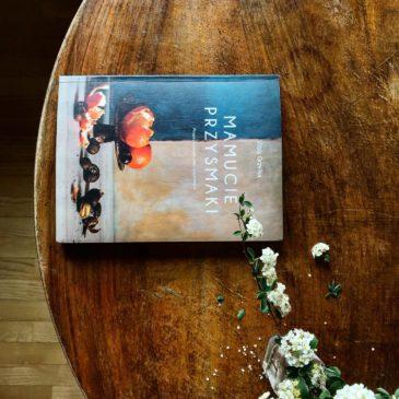 Książka Mamucie Przysmaki  od kuchni